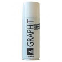 Токопроводящий графитовый аэрозоль GRAPHITE 200