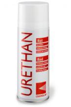 Полиуретановый лак аэрозоль URETHANE RED 400